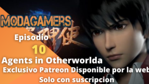 Agents in Otherworlda Episodio 10 Sub Español
